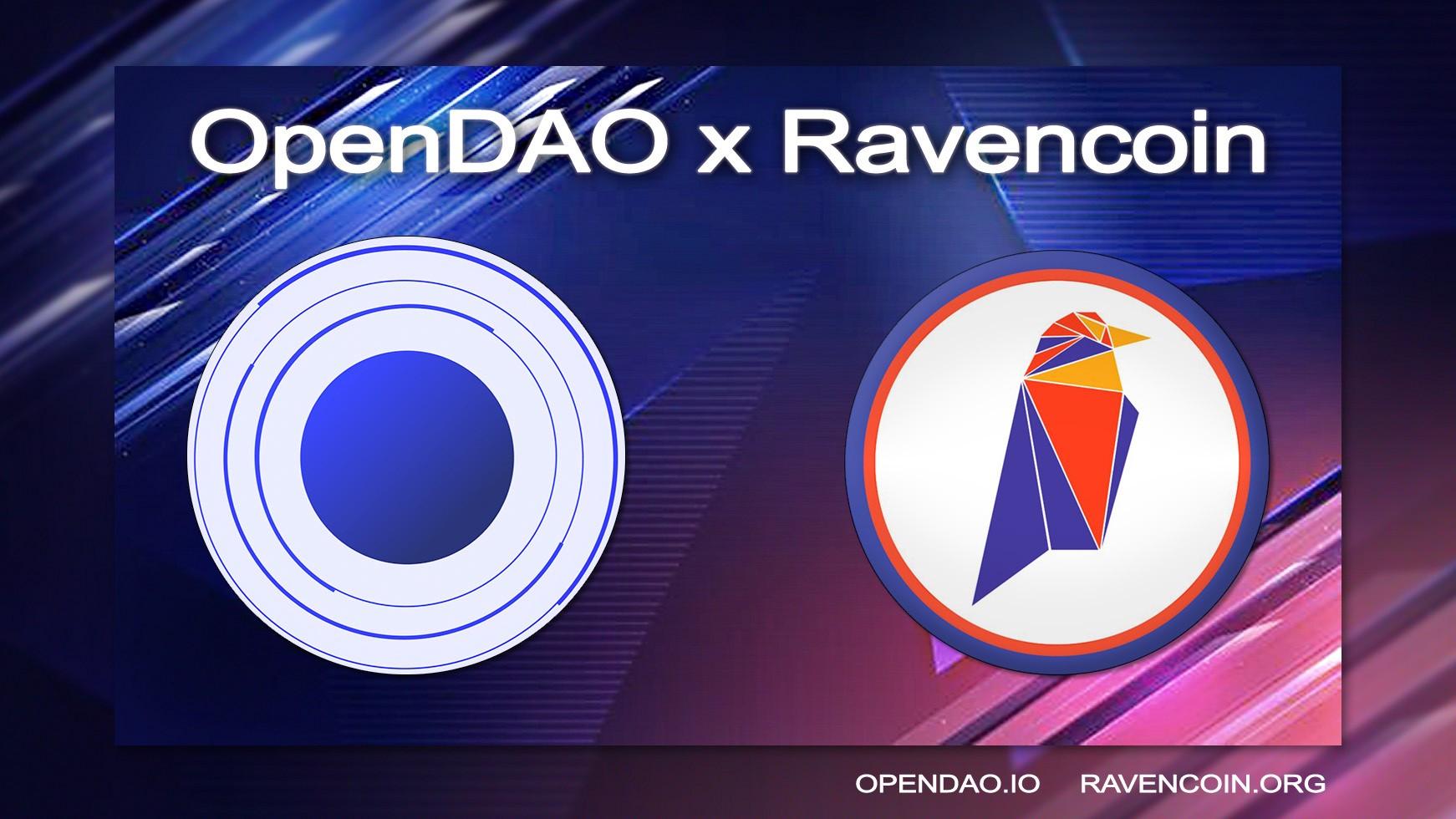 OpenDAO and Ravencoin partnership